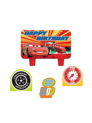 kit vela importada cars