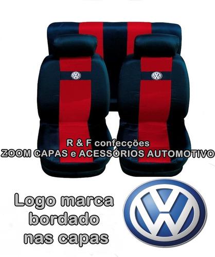 kit vermelho gol g3 capa bancos tapetes pedaleira volante