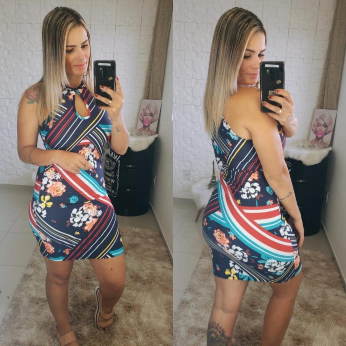 kit vestido 10 peças revenda roupas feminina atacado barato. Carregando  zoom. afa3bf1c80382