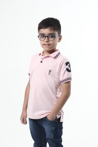 kit vestido e camisa polo tal mãe tal filho rosa amor