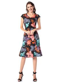 15a5e0e622 Kit 5 Vestidos Evangelicos - Vestidos Casuais Femininas no Mercado Livre  Brasil