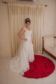 a23baf5d4 Vestido Noiva Sereia Renda Pedra - Vestidos De Noivas Longos ...