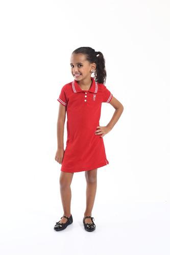 kit vestidos tal mãe tal filha vermelho paixão
