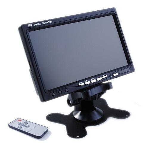 kit vídeo mirilla color con monitor 7 pulgadas