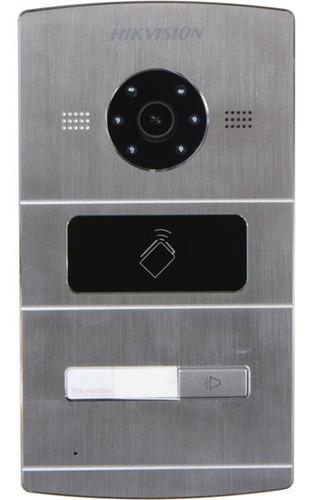 kit vídeo portero ip 1.3mp lector tarjeta monitor ds-kis601