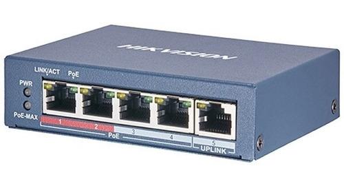 kit vídeo portero ip 2mp wi-fi ds-kis604-p poe ip65 alarma