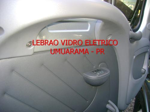 kit vidro eletrico caminhão mercedes cabine central1113 1313