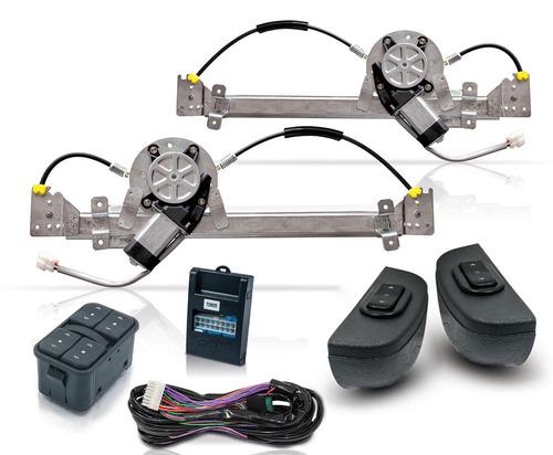 kit vidro eletrico corsa joy maxx sedan hatch traseiro intel