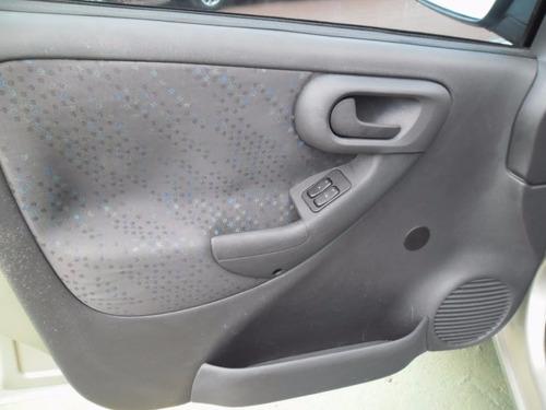 kit vidro elétrico corsa sedan hatch 4 portas completo