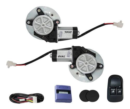 kit vidro elétrico peugeot 206 até 2007 sensorizado