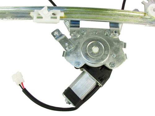 kit vidro elétrico uno novo traseiro + trava + alarme