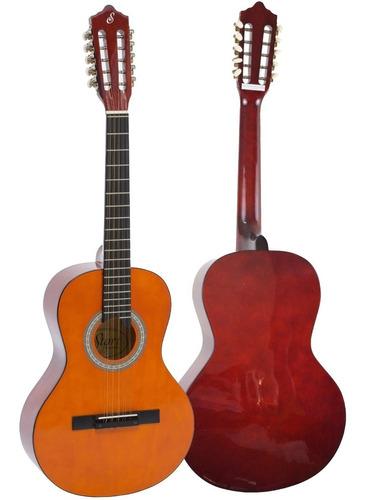 kit viola caipira acústica vs14 n giannini completo