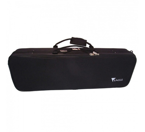 kit violino eagle ve441 4/4 case arco breu partitura