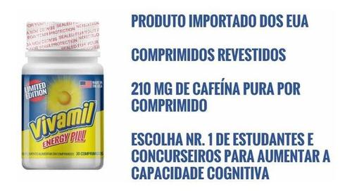 kit vivamil - aumento de concentração