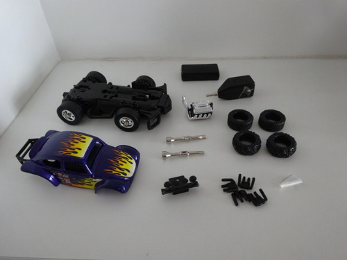 kit vw fusca baja friccao  escala 1/32 aprox road champs