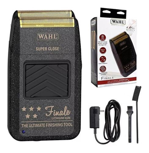 kit wahl patillera detailer cable+afeitadora finale barberia