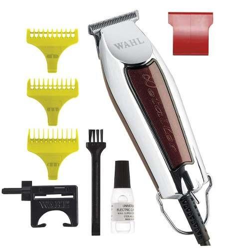 kit wahl patillera detailer cable + afeitadora finale shaver