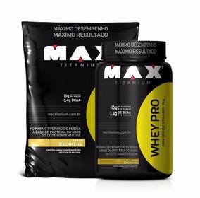 8072c3fb0 Whey Proteina Isolada Pote 15kg - Suplementos no Mercado Livre Brasil
