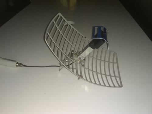 kit wifi alfa bullet ralink 3070 + antena 16 dbi