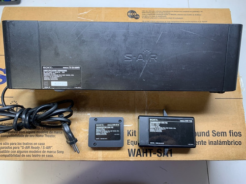 kit wireless surround sony waht-sa1 ezw-t100 rt10 ta-sa100wr