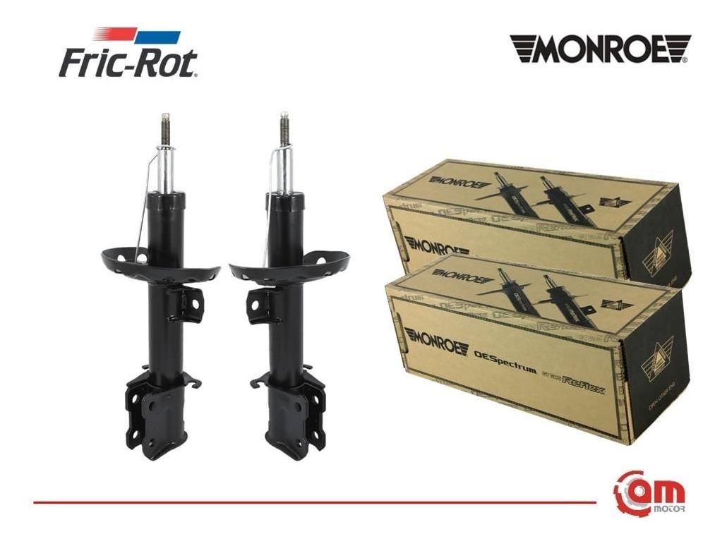 Monroe 2/x parte posterior y 2/x parte delantera amortiguadores