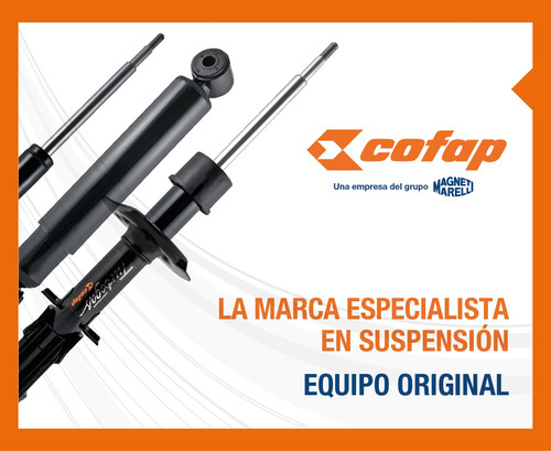 kit x 2 amortiguadores traseros renault r18 89-93