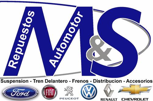 kit x 2 espirales vw  saveiro mod.1997 / 2011 delantero