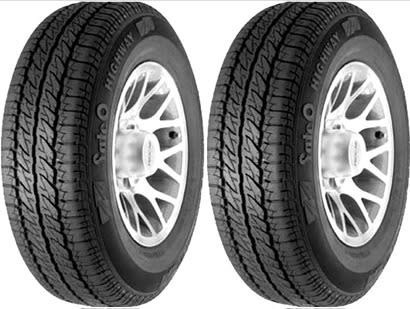 kit x 2 neumaticos fate r.runner ht s2 185 r14c 99r 6t