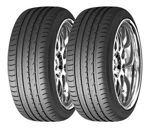 kit x 2 neumáticos nexen 235/55r17 ford kuga vw tiguan