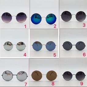 698b4afc9 Oculos Hippie Redondo Colorido - Óculos no Mercado Livre Brasil