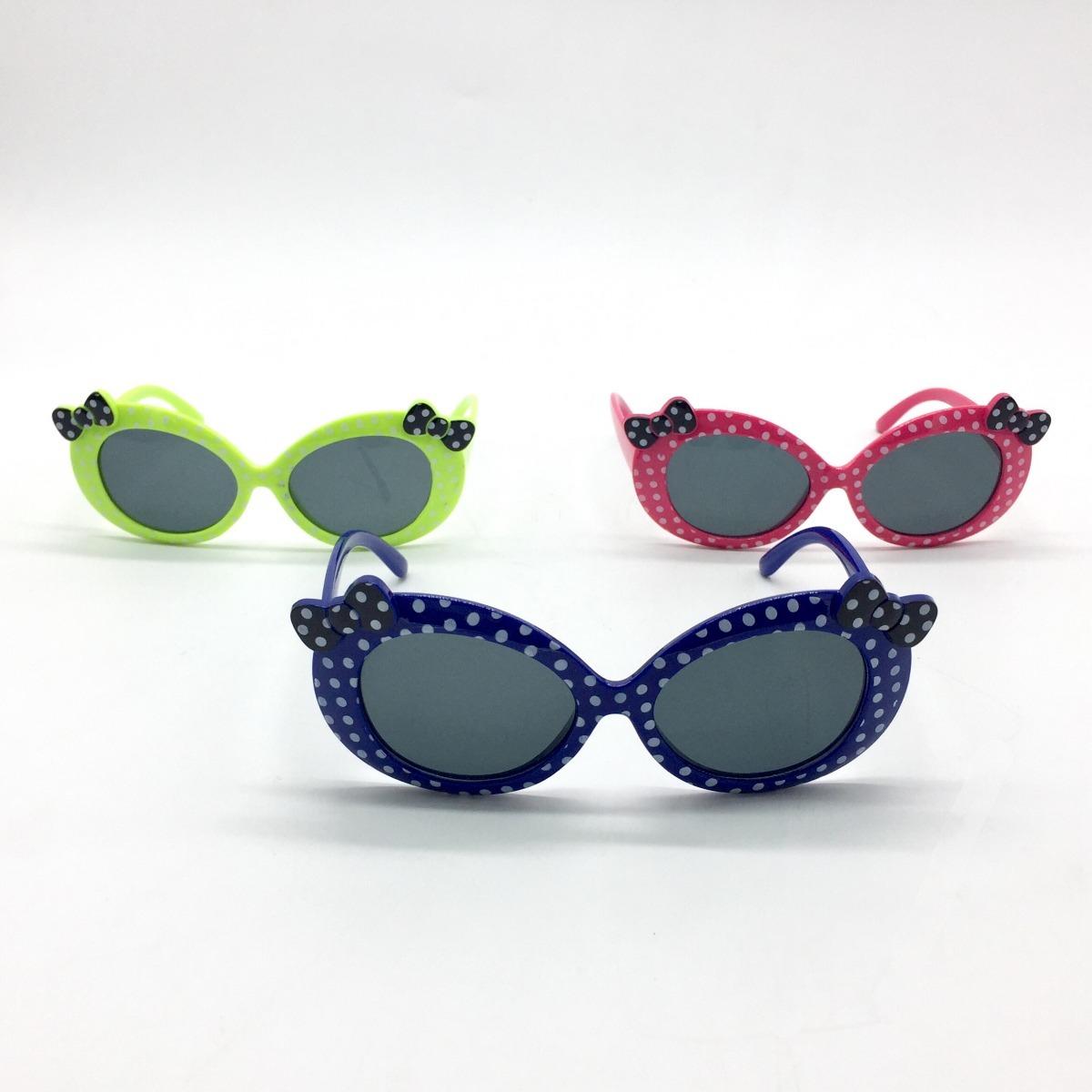 cde892a24 kit x 20 óculos de sol revenda criança atacado frete gratis! 10 Fotos