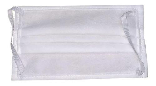 kit x 200 barbijos mascarilla tapabocas cubreboca prevencion