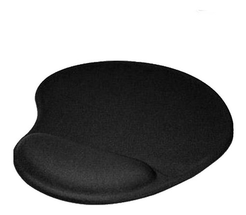 kit x 3 pad mouse ergonómico apoya muñeca mo-303 negro