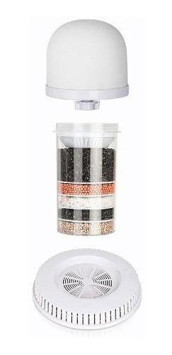 kit x 3 repuestos purificador de agua bioenergético biowater