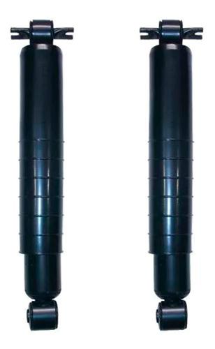 kit x 4 amortiguadores sachs chevrolet s10 4x2 1966 al 2011