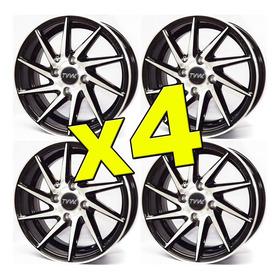 Kit X 4 Deportivas Tvw Rodado 15 + Modelos Nuevos + Envios