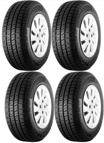 kit x 4 neumaticos fate maxisport 2 195/70 r14 91t