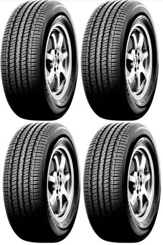 kit x 4 neumaticos triangle tr257 235/60 r18 103v
