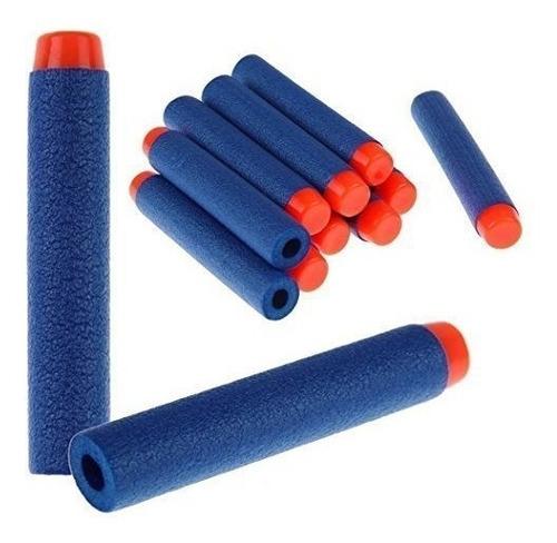 kit x 50 dardos pistola nerf strike elite espuma reforzados