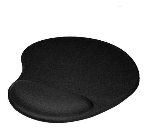 kit x 6 pad mouse ergonómico apoya muñeca mo-303 negro