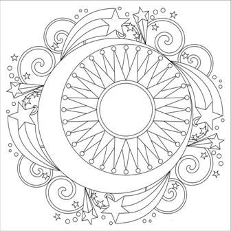 Kit X10 Mandalas Yo Dibujos En Madera Para Pintar Terapia 700