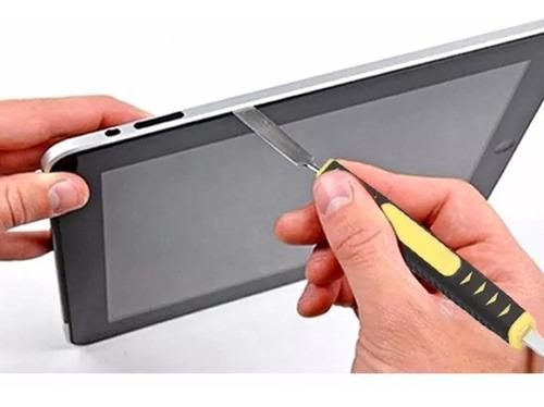 kit x15 herramientas reparacion destornilladores pua twezeer
