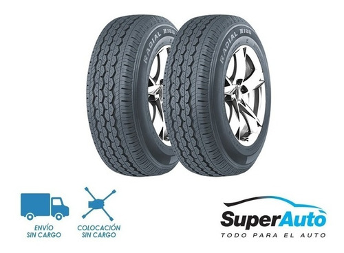 kit x2 195/70 r15c 8t west lake h188 104/102r m+s west lake