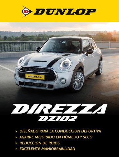 kit x2 205/40 r17 dunlop direzza dz102  + tienda oficial