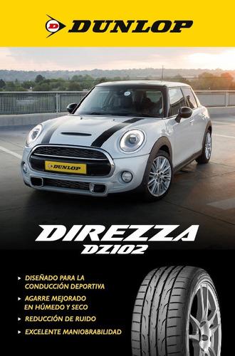 kit x2 215/55 r16 dunlop direzza dz102 + tienda oficial