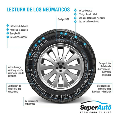 kit x2 225/55 r17  west lake sa57 xl 95w + envío gratis