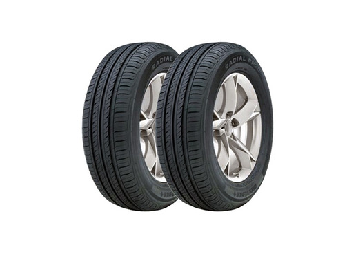 kit x2 235/60 r16 west lake rp28 100h + envío gratis