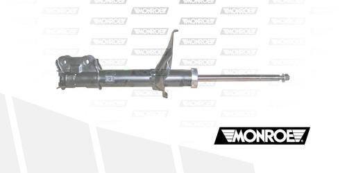 kit x2 amortiguador trasero monroe p/ hyundai accent 97