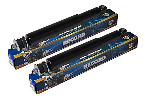 kit x2 amortiguador trasero renault 9 / 11 - record