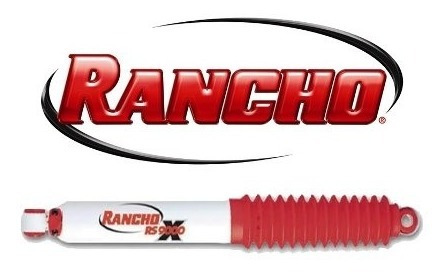 kit x2 amortiguadores delanteros rancho chevrolet s10 97 4x2